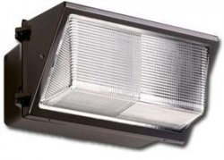 125 Watt LED Wall Pack (120-347 Vac)
