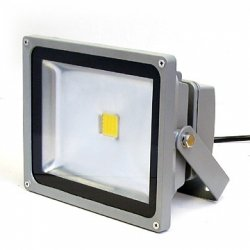30 Watt - 12/24 Vdc Flood Light